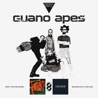 Guano Apes. Original Vinyl Classics: Don't Give Me Names + Walking On A Thin Line (2 LP)
