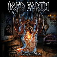 Iced Earth. Enter the Realm EP (LP)