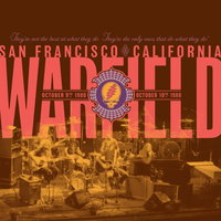 Grateful Dead. The Warfield, San Francisco, CA 10 / 9 / 80 & 10 / 10 / 80 (2 CD)