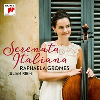 Audio CD Raphaela Gromes. Serenata Italiana
