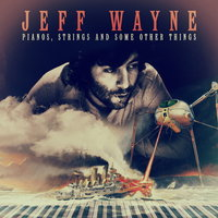 Jeff Wayne. Pianos, Strings And Some Other Things (LP)