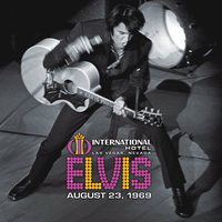 Elvis Presley. Live At The International Hotel - Las Vegas, Nevada, August 23, 1969 (2 LP)