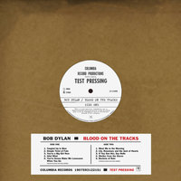 Bob Dylan. Blood On The Tracks (Original New York Test Pressing) (LP)