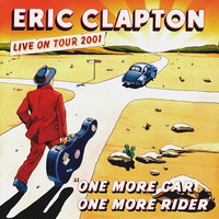 LP Eric Clapton. One More Car, One More Rider (LP)