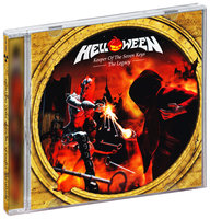 Audio CD Helloween. Keeper of the Seven Keys: The Legacy