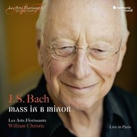 Audio CD William Christie / Les Arts Florissants. J.S. Bach: Mass in B Minor