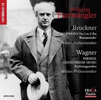 Bruckner: Symphony No. 4 in E flat 'Romantische'; Wagner: Parsifal Good Friday Music (SACD)