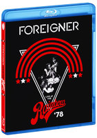 Foreigner. Live At The Rainbow '78 (Blu-Ray)