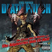 LP Five Finger Death Punch. The Wrong Side Of Heaven And The Righteous Side Of Hell-Volume 2 (LP)