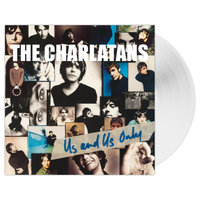 The Charlatans. Us And Us Only (LP)