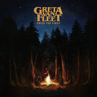 LP Greta Van Fleet. From The Fires (LP)