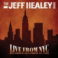 Audio CD The Jeff Healey Band. Live From NYC