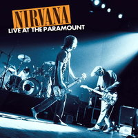 LP Nirvana. Live At The Paramount (LP)