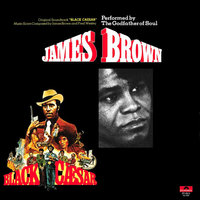 LP James Brown. Black Caesar (LP)
