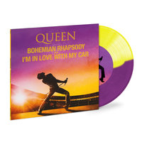 Queen. Bohemian Rhapsody + I'm In Love With My Car (LP)