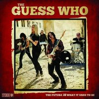 LP The Guess Who. The Future Is What It Use (LP)