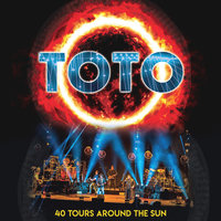 Audio CD Toto. 40 Tours Around The Sun