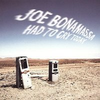 Audio CD Joe Bonamassa. Had to Cry Today