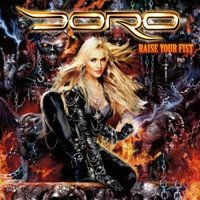 Audio CD Doro. Raise Your Fist. Limited Edition