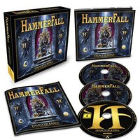 DVD + Audio CD Hammerfall. Legacy of Kings (20 Year Anniversary Edition)