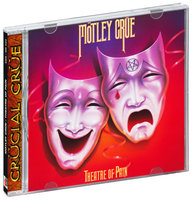 Audio CD Mötley Crüe. Theatre Of Pain