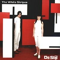 Audio CD White Stripes. De Stijl