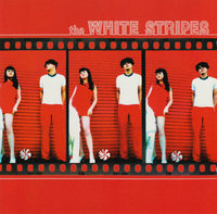 The White Stripes. The White Stripes (CD)