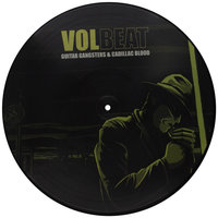LP Volbeat. Guitar Gangsters & Cadillac Blood (LP)