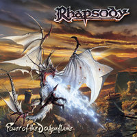Audio CD Rhapsody. Power Of The Dragonflame