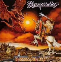 Audio CD Rhapsody. Legendary Tales