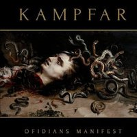 Audio CD Kampfar. Ofidians manifest