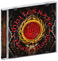 Whitesnake. Flesh & Blood (CD)