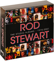 Stewart, Rod. The studio albums 1975-2001 (14 CD)