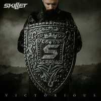 Audio CD Skillet. Victorious