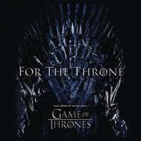 Various Artists. For The Throne (Music Inspired by the HBO Series Game of Thrones) (CD) / Саундтрек к фильму: Игра престолов