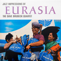 LP The Dave Brubeck Quartet. Jazz Impressions Of Eurasia (LP)