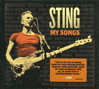 Sting. My Songs (CD)