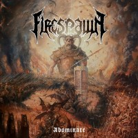 Audio CD Firespawn. Abominate