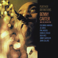 Benny Carter & His Orchestra. Further Definitions (LP)