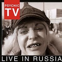 Audio CD Psychic TV. Live In Russia