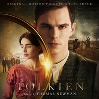 Audio CD Original Motion Picture Soundtrack. Thomas Newman - Tolkien / Саундтрек к фильму: Толкин