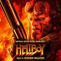 LP Original Motion Picture Soundtrack. Benjamin Wallfisch - Hellboy (LP) / Саундтрек к фильму: Хеллбой