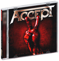 Accept. Blood of the Nations (CD)