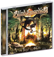 Blind Guardian. A Twist In The Myth (CD)