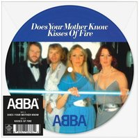 ABBA. Does Your Mother Know (LP)