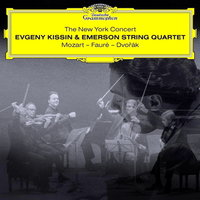 Evgeny Kissin & Emerson String Quartet. The New York Concert: Mozart - Faure - Dvorak (2 LP)