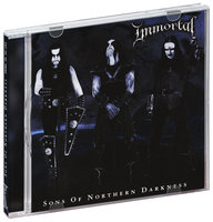 Immortal. Sons of Northern Darkness (CD)