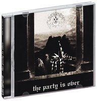 Lacrimosa. The Party Is Over (CD)