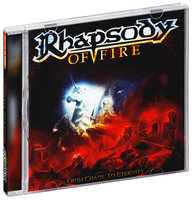 Audio CD Rhapsody Of Fire. From Chaos To Eternity