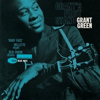 LP Grant Green. Grant's First Stand (LP)